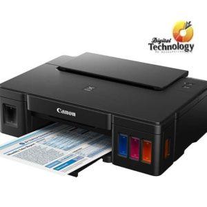 Impresora Canon G1100, Resolución hasta 4800 x 1200, sistema de tanque de tinta, USB.