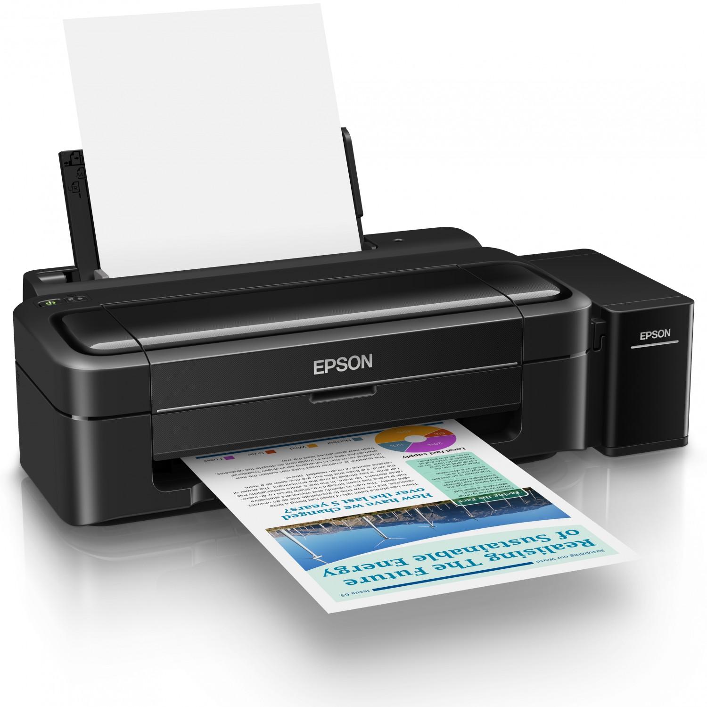 Impresora de Inyección a Color Epson EcoTank L310 Sistema de Tanques de Tinta