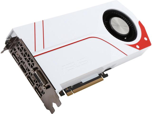 Tarjeta de Video ASUS NVIDIA GeForce GTX 960 OC Turbo 2GB 128-bit GDDR5 PCI Express 3.0