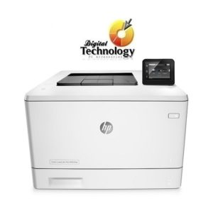 Impresora laser HP Color LaserJet Enterprise M452dw LAN/WIFI/USB/COLOR/DUPLEX
