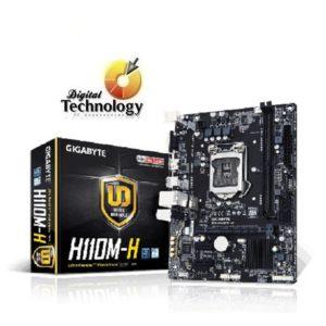 T. Madre ASUS H110M-D, ChipSet Intel H110, Soporta: Intel Core i7/Core i5/Core i3/Pentium