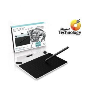 Tableta Digitalizadora Wacom Intuos Draw Creative Pen Tablet Small White Ctl490dw