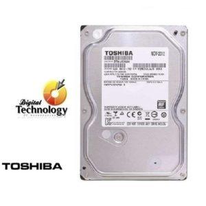 Disco Duro Toshiba – 3.5 Pulgadas – 500 GB – SATA 3 – 7200 RPM