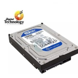 DISCO PC WESTERN DIGITAL 160GB SATA 6 MESES DE GARANTIA REFURBISHED