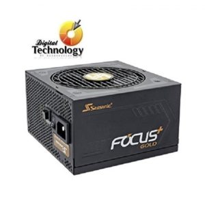 Fuente de Poder Modular Seasonic de 750W, ATX, 80 PLUS GOLD.