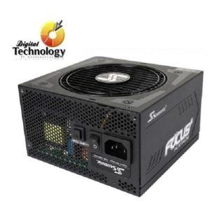 Fuente de Poder Seasonic Focus+ 750w 80 Plus Platinum SSR-750PX Alto Rendimiento