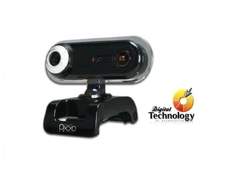 Cámara Web Pixxo U11312, Resolución de 1280 x 1024, Micrófono integrado.