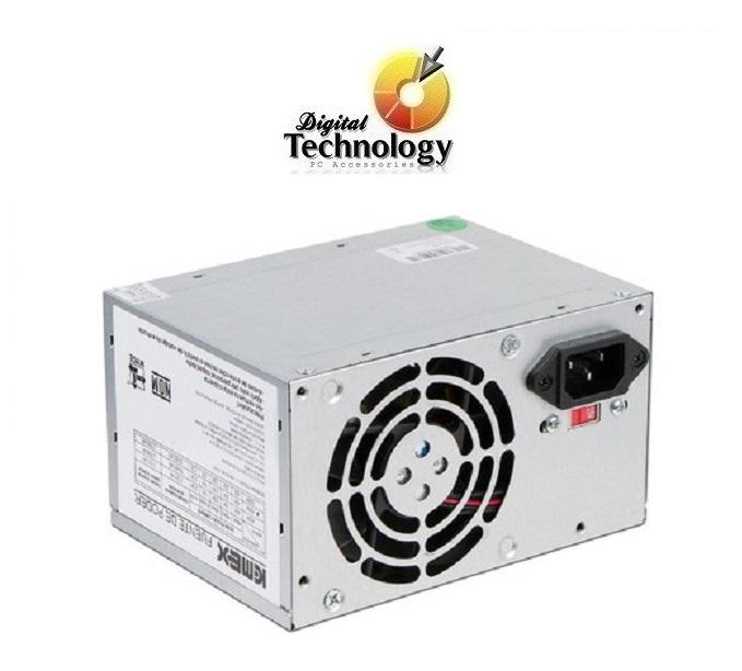 Gabinete KMEX Serie 67 con fuente de 400W 1 x Conector para Floppy