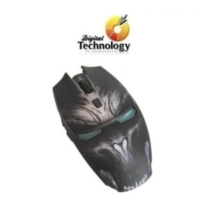 Mouse Gamer Eagle Warrior G14 hasta 2400 dpi, USB. Resolución (dpi) 2400 Dpi