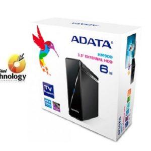 Disco Duro Externo ADATA HM900 de 6TB, USB 3.0. Disco Duro Mecánico