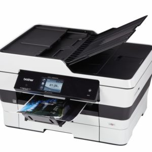 Multifuncional Brother MFC-J4420DW, Color, Inyección, Inalámbrico, Print/Scan/Copy/Fax
