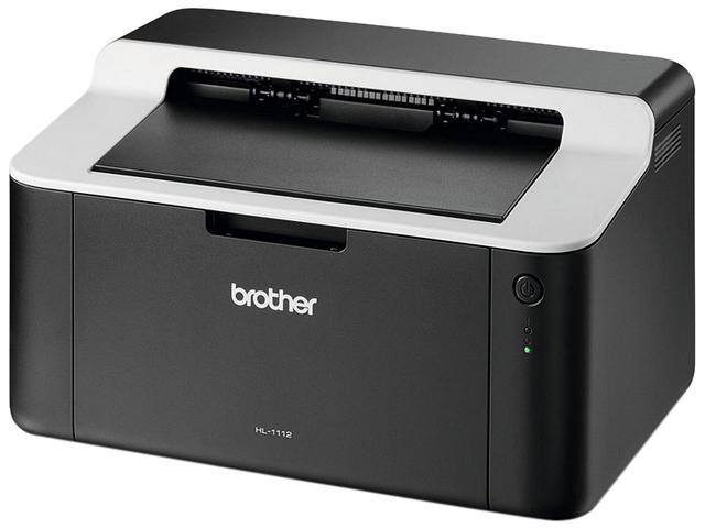 Impresora Láser Monocromática Brother HL-1212W hasta 21 ppm, 2400 x 600 ppp, Wi-Fi, USB