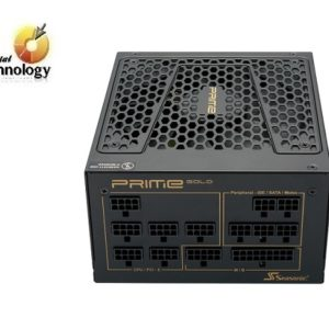 Fuente de Poder Seasonic SSR-1000GD PRIME de 1000W, ATX, 80 Plus Gold.
