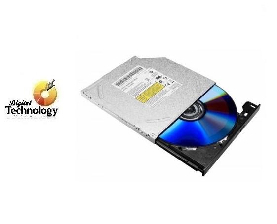 QUEMADOR LITEON LITEON 8X INTERNO PARA LAPTOP SLIM DVD GRANEL DS-8ACSH01B