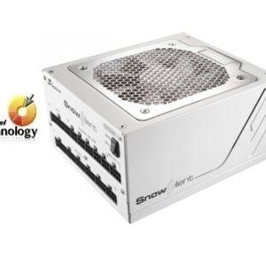 Fuente de Poder Seasonic Snow Silent SS-750XP2S de 750W, ATX, 80 Plus Platino.