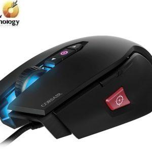 Mouse Gamer Corsair Vengeance M65 Pro RGB, sensor Óptico de hasta 12000dpi
