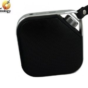 Bocina portátil NACEB NA-598N, Bluetooth 3.5 mm, Color Negro. Bateria 500mAh