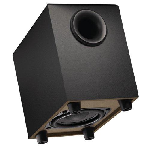 Logitech Z213 - Altavoces 2.1 de ordenador de 7W, negro Pc/mac/mp3/ipod/dvd