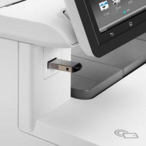 Multifuncional HP Color LaserJet Pro MFP M477fdw, copiadora, escáner, Fax, Wi-Fi, Ethernet, USB.