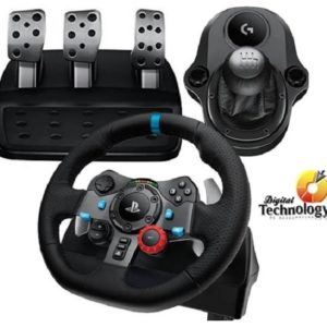 Volante Logitech G29 Driving Force PC/PlayStation3/ PlayStation4 Gaming