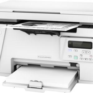 Multifuncional HP LaserJet Pro M26NW Copiadora y Escáner, Wi-Fi, Ethernet, USB.
