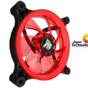 Ventilador Eagle Warrior Aurora con Leds Rojo, 120 mm. Velocidad 1200 RPM