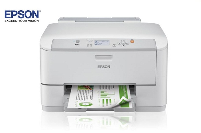 Impresora de Inyección a color Epson WorkForce Pro WF-5190 4,800 x 1,200 dpi, hasta 20 ppm.