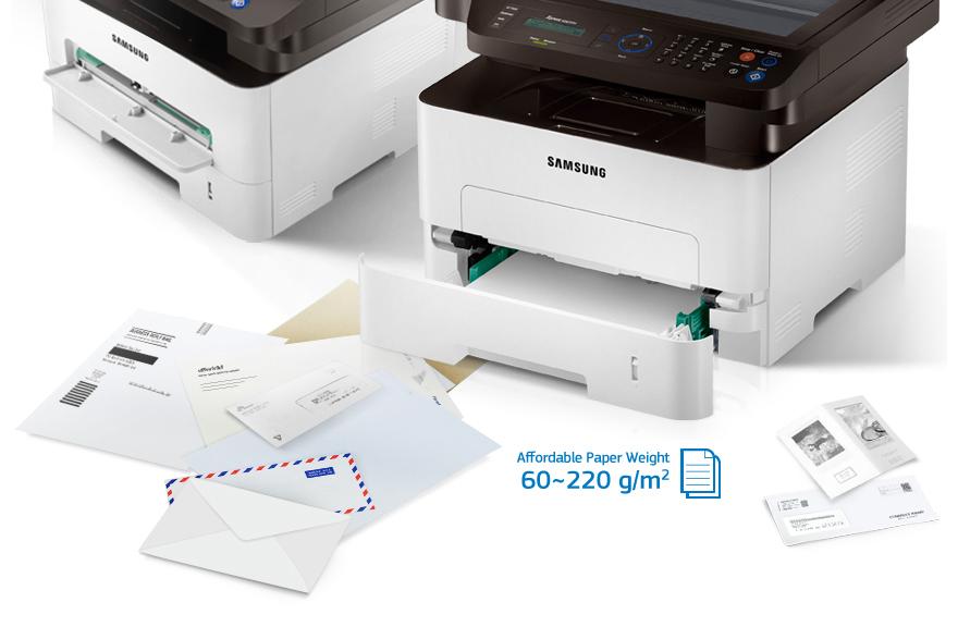 Multifuncional Samsung Xpress M2875FW Láser Copiadora, Fax y Escáner, Wi-Fi, USB.