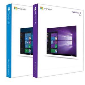 Microsoft Windows 10 Professional (64bits) en Español a la venta en equipos nuevos