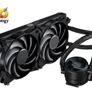 SISTEMA LIQUIDO COOLER MASTER ALUMINUM 240 ALL-IN-ONE LIQUID COOLER