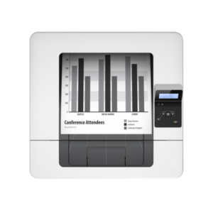 Impresora Láser HP LaserJet Pro M402DN, hasta 40ppm, 1200x1200dpi, Ethernet, USB.