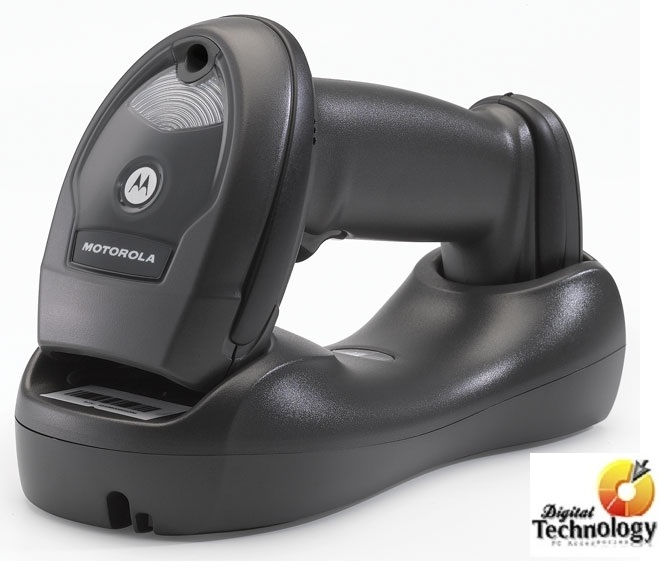 Lector de Código de Barras Motorola LI4278 Bluetooth - incluye Cable USB.