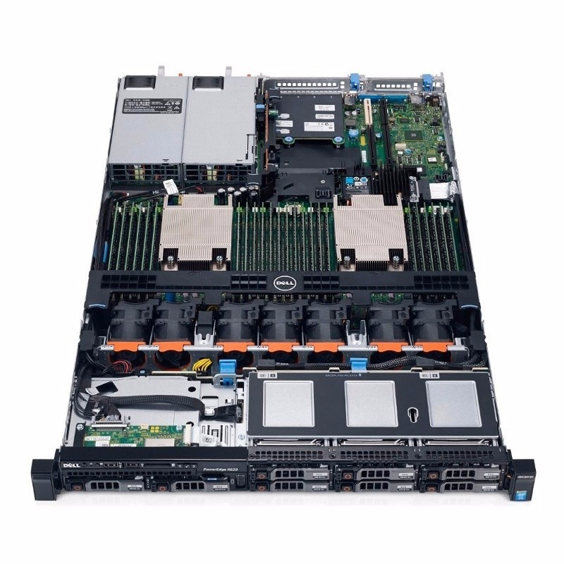 Servidor Dell PowerEdge R430 Xeon E5-2603 v3 8GB 1TB RAID 1 Sin Sistema Operativo